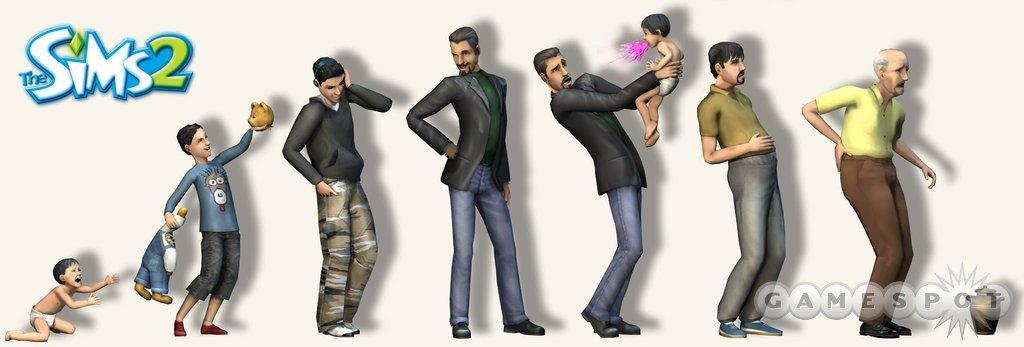 Как сделать сима беременным в симс 2